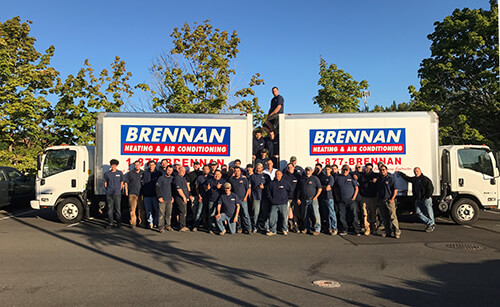 Brennan Team Photo